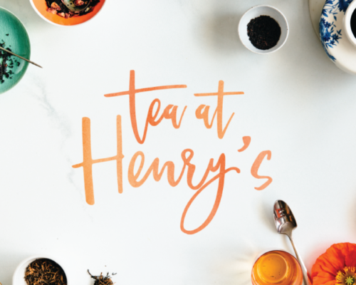 Tea at Henry's