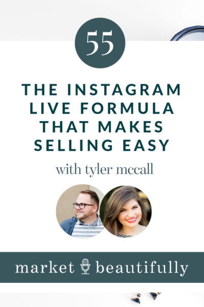 055 The Instagram Live Formula That Makes Selling Easy