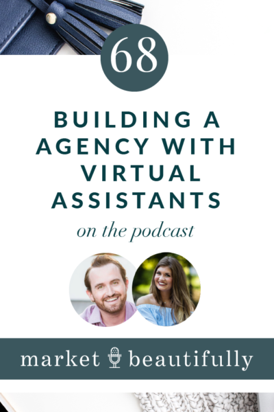 068: Building an Agency with Virtual Assistants with Calvin Wayman